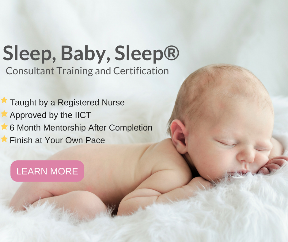 Sleep Consultant Certification Program Sleep Consultant Program